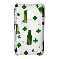 St  Patricks Day  Nokia Lumia 620 by Valentinaart