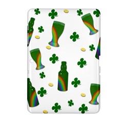 St  Patricks Day  Samsung Galaxy Tab 2 (10 1 ) P5100 Hardshell Case  by Valentinaart