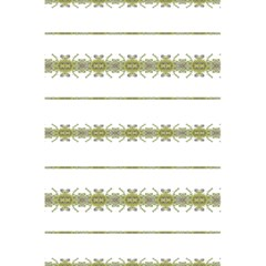 Ethnic Floral Stripes 5 5  X 8 5  Notebooks by dflcprints