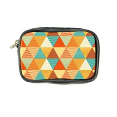 Triangles Pattern  Coin Purse by TastefulDesigns