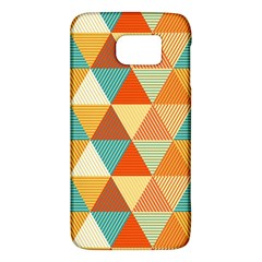 Triangles Pattern  Galaxy S6 by TastefulDesigns