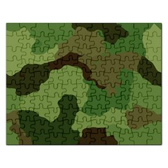 A Completely Seamless Tile Able Background Design Pattern Rectangular Jigsaw Puzzl by Amaryn4rt