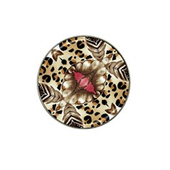 Animal Tissue And Flowers Hat Clip Ball Marker (10 Pack) by Amaryn4rt
