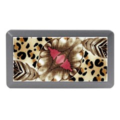 Animal Tissue And Flowers Memory Card Reader (mini) by Amaryn4rt