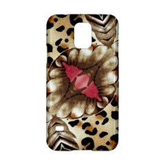 Animal Tissue And Flowers Samsung Galaxy S5 Hardshell Case  by Amaryn4rt
