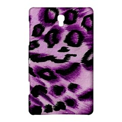 Background Fabric Animal Motifs Lilac Samsung Galaxy Tab S (8 4 ) Hardshell Case  by Amaryn4rt