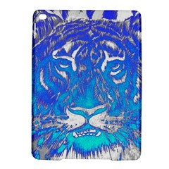 Background Fabric With Tiger Head Pattern Ipad Air 2 Hardshell Cases by Amaryn4rt