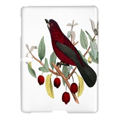 Bird On Branch Illustration Samsung Galaxy Tab S (10 5 ) Hardshell Case  by Amaryn4rt