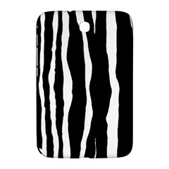 Zebra Background Pattern Samsung Galaxy Note 8 0 N5100 Hardshell Case  by Amaryn4rt