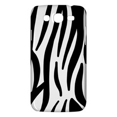 Seamless Zebra A Completely Zebra Skin Background Pattern Samsung Galaxy Mega 5 8 I9152 Hardshell Case  by Amaryn4rt