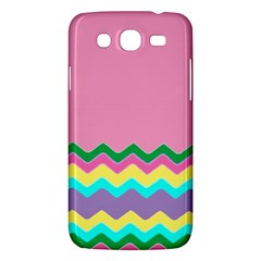 Easter Chevron Pattern Stripes Samsung Galaxy Mega 5 8 I9152 Hardshell Case