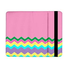 Easter Chevron Pattern Stripes Samsung Galaxy Tab Pro 8.4  Flip Case