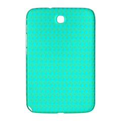 Clovers On Blue Samsung Galaxy Note 8 0 N5100 Hardshell Case  by PhotoNOLA