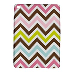 Chevrons Stripes Colors Background Ipad Air 2 Hardshell Cases by Amaryn4rt