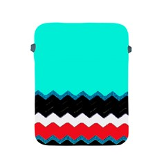 Pattern Digital Painting Lines Art Apple Ipad 2/3/4 Protective Soft Cases by Amaryn4rt