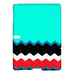 Pattern Digital Painting Lines Art Samsung Galaxy Tab S (10 5 ) Hardshell Case  by Amaryn4rt