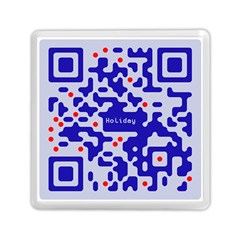 Digital Computer Graphic Qr Code Is Encrypted With The Inscription Memory Card Reader (square)  by Amaryn4rt
