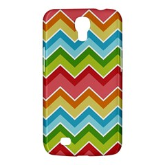 Colorful Background Of Chevrons Zigzag Pattern Samsung Galaxy Mega 6 3  I9200 Hardshell Case by Amaryn4rt