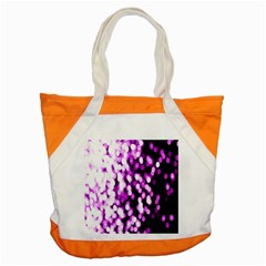 Bokeh Background In Purple Color Accent Tote Bag by Amaryn4rt