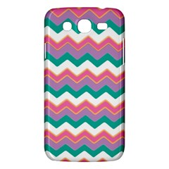 Chevron Pattern Colorful Art Samsung Galaxy Mega 5 8 I9152 Hardshell Case  by Amaryn4rt