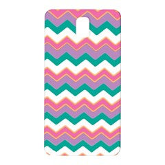 Chevron Pattern Colorful Art Samsung Galaxy Note 3 N9005 Hardshell Back Case by Amaryn4rt