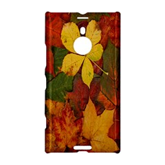Colorful Autumn Leaves Leaf Background Nokia Lumia 1520 by Amaryn4rt