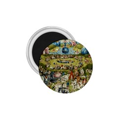 Hieronymus Bosch Garden Of Earthly Delights 1 75  Magnets by MasterpiecesOfArt