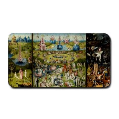 Hieronymus Bosch Garden Of Earthly Delights Medium Bar Mats by MasterpiecesOfArt