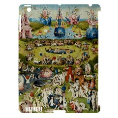 Hieronymus Bosch Garden Of Earthly Delights Apple Ipad 3/4 Hardshell Case (compatible With Smart Cover) by MasterpiecesOfArt