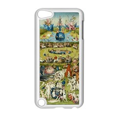 Hieronymus Bosch Garden Of Earthly Delights Apple Ipod Touch 5 Case (white) by MasterpiecesOfArt