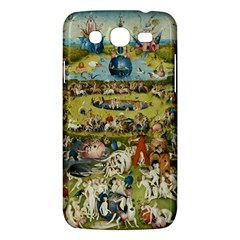 Hieronymus Bosch Garden Of Earthly Delights Samsung Galaxy Mega 5 8 I9152 Hardshell Case  by MasterpiecesOfArt