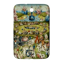 Hieronymus Bosch Garden Of Earthly Delights Samsung Galaxy Note 8 0 N5100 Hardshell Case  by MasterpiecesOfArt