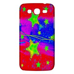 Red Background With A Stars Samsung Galaxy Mega 5 8 I9152 Hardshell Case  by Amaryn4rt
