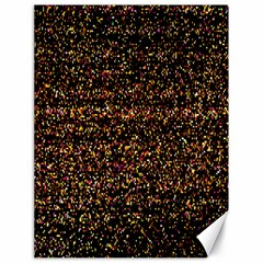 Colorful And Glowing Pixelated Pattern Canvas 18  X 24   by Amaryn4rt