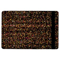 Colorful And Glowing Pixelated Pattern Ipad Air 2 Flip by Amaryn4rt