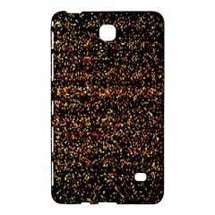 Colorful And Glowing Pixelated Pattern Samsung Galaxy Tab 4 (7 ) Hardshell Case  by Amaryn4rt
