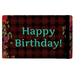 Happy Birthday To You! Apple Ipad 3/4 Flip Case by Amaryn4rt