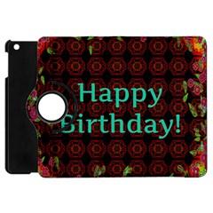 Happy Birthday To You! Apple Ipad Mini Flip 360 Case by Amaryn4rt