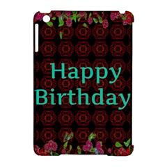 Happy Birthday To You! Apple Ipad Mini Hardshell Case (compatible With Smart Cover) by Amaryn4rt