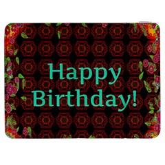Happy Birthday To You! Samsung Galaxy Tab 7  P1000 Flip Case by Amaryn4rt