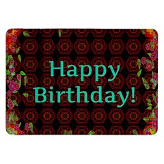 Happy Birthday To You! Samsung Galaxy Tab 8 9  P7300 Flip Case by Amaryn4rt