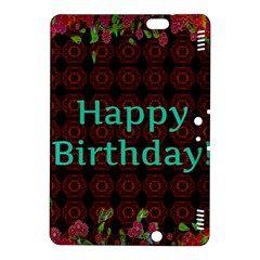 Happy Birthday To You! Kindle Fire Hdx 8 9  Hardshell Case by Amaryn4rt