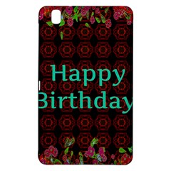 Happy Birthday To You! Samsung Galaxy Tab Pro 8 4 Hardshell Case by Amaryn4rt