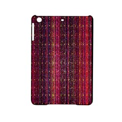 Colorful And Glowing Pixelated Pixel Pattern Ipad Mini 2 Hardshell Cases by Amaryn4rt