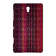 Colorful And Glowing Pixelated Pixel Pattern Samsung Galaxy Tab S (8 4 ) Hardshell Case  by Amaryn4rt