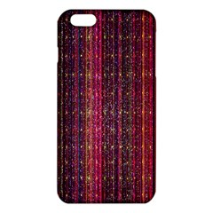 Colorful And Glowing Pixelated Pixel Pattern Iphone 6 Plus/6s Plus Tpu Case by Amaryn4rt