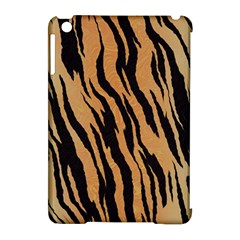 Tiger Animal Print A Completely Seamless Tile Able Background Design Pattern Apple Ipad Mini Hardshell Case (compatible With Smart Cover) by Amaryn4rt