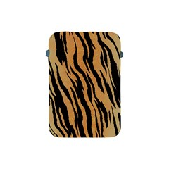 Tiger Animal Print A Completely Seamless Tile Able Background Design Pattern Apple Ipad Mini Protective Soft Cases by Amaryn4rt