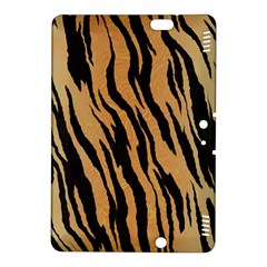 Tiger Animal Print A Completely Seamless Tile Able Background Design Pattern Kindle Fire Hdx 8 9  Hardshell Case by Amaryn4rt