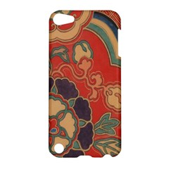 Vintage Chinese Brocade Apple Ipod Touch 5 Hardshell Case by Amaryn4rt